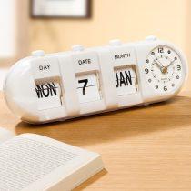 Magnet 3Pagen Hodiny Quartz s kalendárom