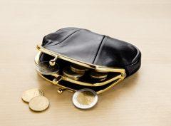 Magnet 3Pagen Peňaženka kožená čierna