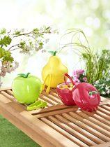 """Magnet 3Pagen Termo dóza na potraviny """"Jablko"""" zelená jablko 16cm výška"""