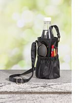 Magnet 3Pagen Ultra ľahká taška na fľašu čierna