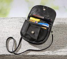 Magnet 3Pagen Ultra ľahká taška na cesty čierna