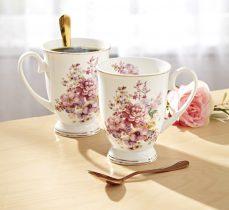 Magnet 3Pagen 1 šálka na kávu Kvety
