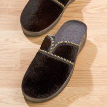 Magnet 3Pagen Papuče čierna 36