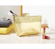 Magnet 3Pagen Kozmetická taška zlatistá