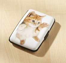 "Magnet 3Pagen Puzdro na karty ""Pes"" mačka"