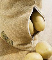 Magnet 3Pagen Jutové vrecko na zemiaky 28x39,5cm