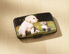 "Magnet 3Pagen Puzdro na karty ""Pes"" pes"
