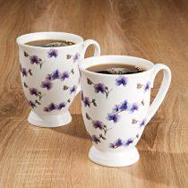 """Magnet 3Pagen 1 hrnček na kávu """"Orchidey"""""""
