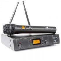 Power Dynamics PD781, bezdrôtový 8-kanálový UHF mikrofónový systém