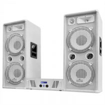 "Electronic-Star DJ/PA set White Star Series ""Arctic Ice"", 2000W"