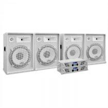 "Electronic-Star PA set""Arctic Frost Pro"" zo série White star s výkonom 3200W"