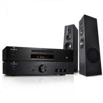 "Electronic-Star HiFi systém ""Elegance""- 600 W Zosilňovač, CD MP3 prehrávač"