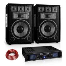 "Electronic-Star PA set Saphir Series ""Warm Up Party"" 12PLUS"