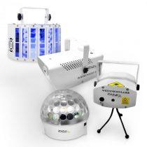 "Ibiza set LED svetelných efektov ""White Light Party I"""