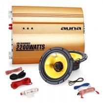 "Auna 2.0 auto hifi set ""Golden Race V2"" – 6,5"" reproduktor"