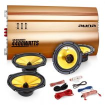 "Electronic-Star 4.0 auto hifi set ""Golden Race V5"""