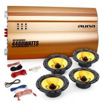 "Electronic-Star 4.0 auto hifi set ""Golden Race V6"""