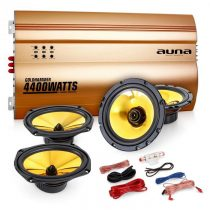 "Electronic-Star 4.0 auto hifi set ""Golden Race V7"""