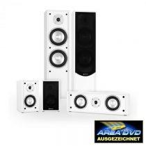 5.0 zvukový systém k domácemu kinu Auna Linie-300-WH, biely