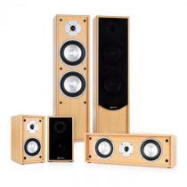 5.0 zvukový systém k domácemu kinu Auna Linie-300-BH, buk, 2