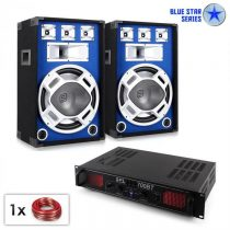 "Electronic-Star PA sada Blue Star Series ""Basscore Bluetooth"" 1000 W"