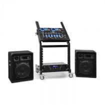 Electronic-Star DJ reproduktorový set Rack Star Neptun Palace 100 ľudí