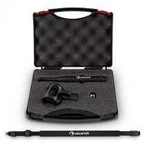 Electronic-Star Auna BP-002 Boompole, mikrofónová tyč & auna MRS-01 merací elektretový mikro...