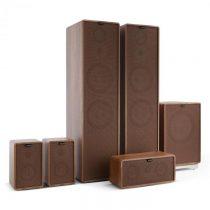 Numan Retrospective 1977 MKII 5.1 soundsystém orech vrátane hnedého krytu