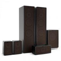 Numan Retrospective 1977 MKII 5.1 soundsystém čierna vrátane čierno-hnedého krytu