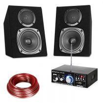 Electronic-Star Hifi Stereo Sound Set USB SD MP3 - 30 W