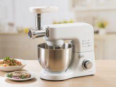 Set mlynčekov na mäso ku kuchynskému robotu Delimano Deluxe - recenzie, skúsenosti
