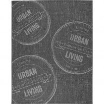 Hladko Tkaný Koberec Urban Living 1