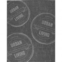 Hladko Tkaný Koberec Urban Living 3