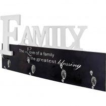 Lišta Na Háčiky Family 28307