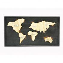 Nástenná Dekorácia Continent