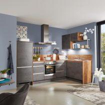 Rohová Kuchyňa Riva