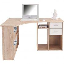 Rohový Písací Stôl Gemo Fu Pc 56