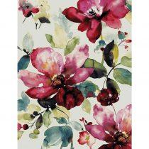 Tkaný Koberec Flower 3