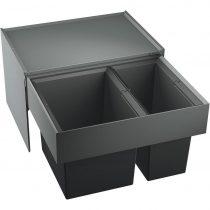Vstavaný Odpadkový Triedič Select 60/2