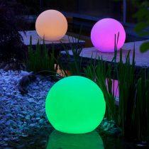 Záhradné Osvetlenie Led-solar Ben  Ø 30 Cm